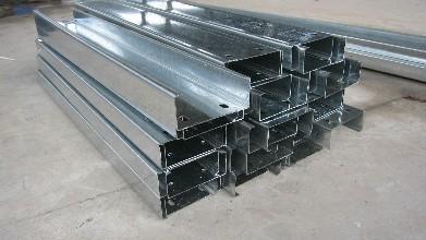 镀锌C型钢表面脱脂的方法
