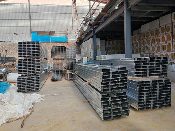 甘肃C型钢厂家